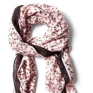 NWOT Banana Republic Ditsy floral scarf
